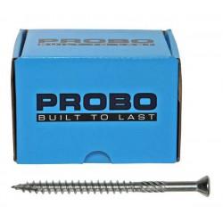 Pak Probo vlonderschroeven 4.0x40 RVS (200)