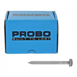 Pak Probo Nagel Aluminium met Afdichtring 4.5x50 (100)