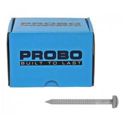 Pak Probo Nagel Aluminium met Afdichtring 4.5x60 (100)